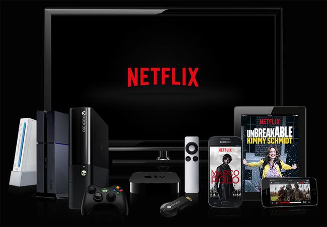 Devices Netflix