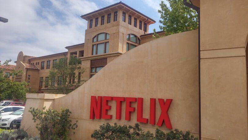 Hoofdkantoor Netflix Los Gatos