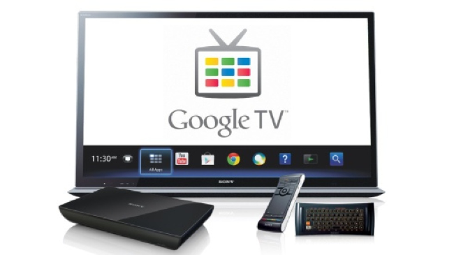 Sony Google TV Netflix