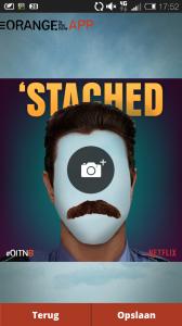 Orange is the new app screenshot Netflix