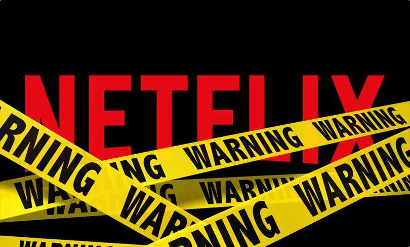 Verwijderde films en series Netflix Nederland