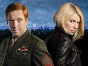 Homeland op Netflix