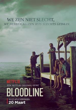 Bloodline poster Netflix