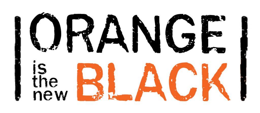Orange is the New Black Netflix logo