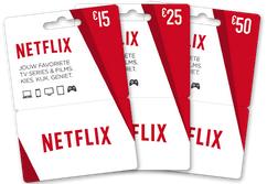 Netflix cadeaukaart hoe werkt het