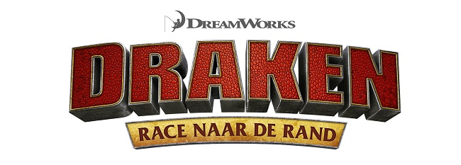 Draken Race naar de rand Netflix Original