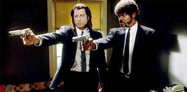 Pulp Fiction Netflix