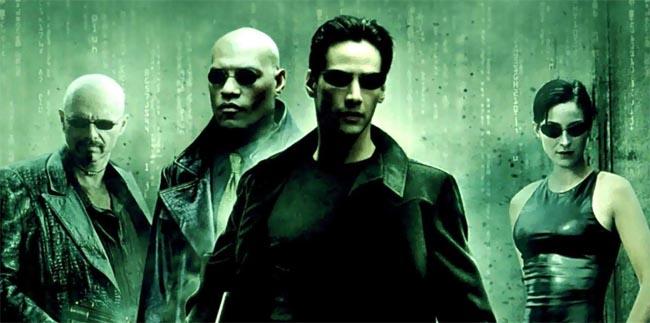 The Matrix Netflix