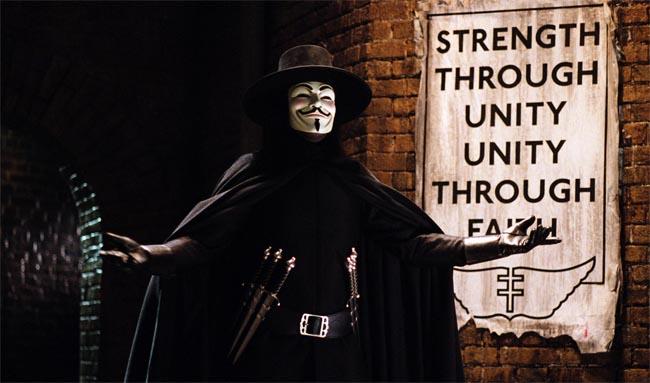 V for Vendetta Netflix