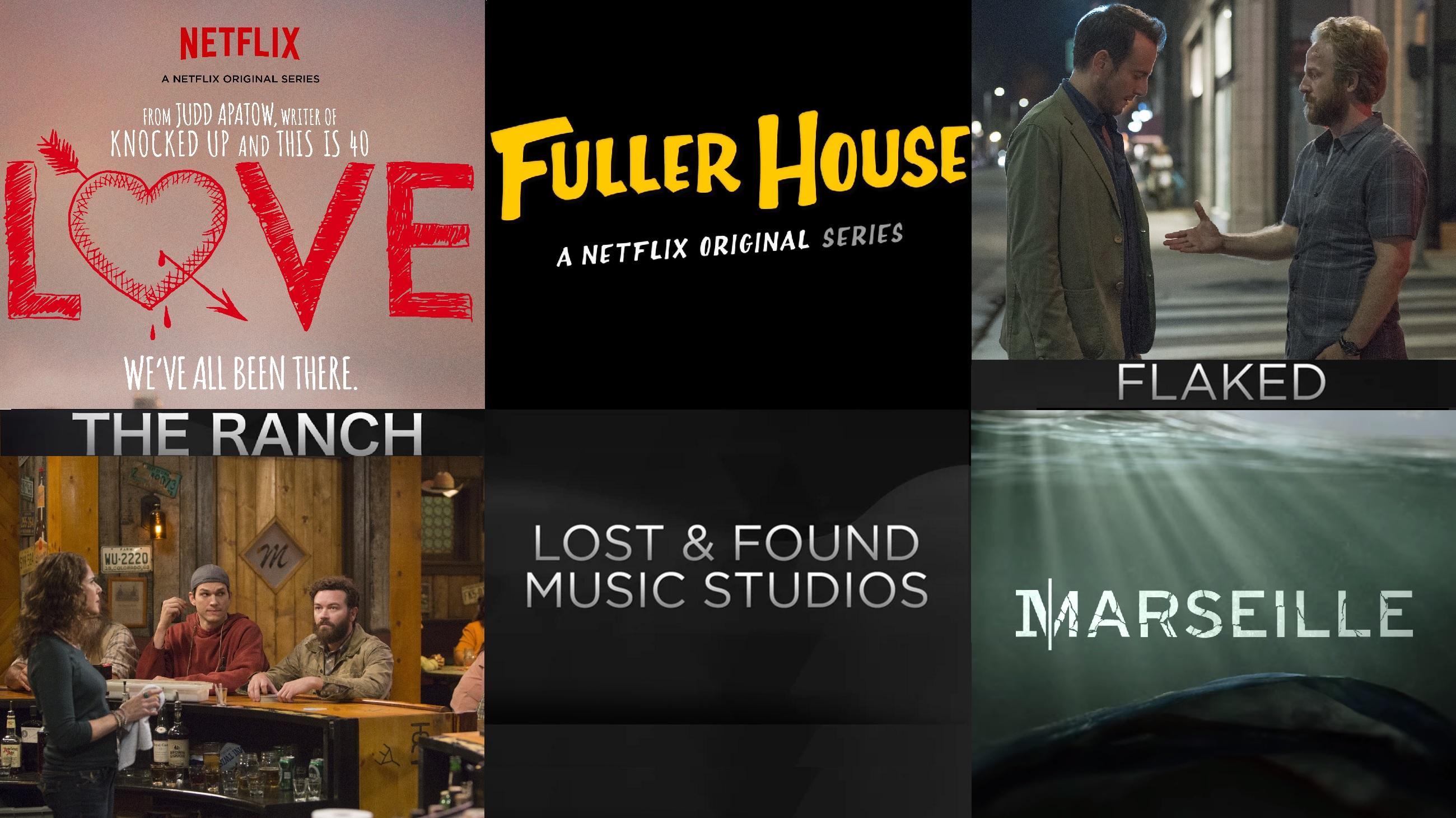 Series om naar uit te kijken op Netflix