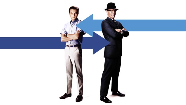 Throwback Thursday Catch Me If You Can Netflix Nederland