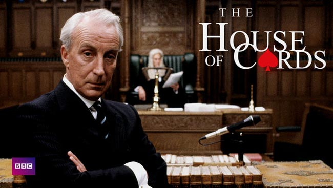House of Cards BBC Netflix