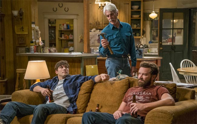 De tweede helft van The Ranch 7 oktober op Netflix