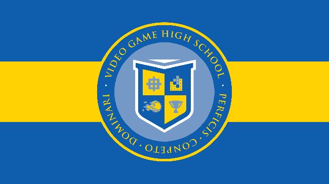 Video Game High School Netflix