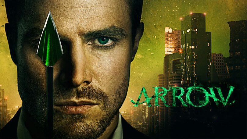 Arrow seizoen 7 Netflix