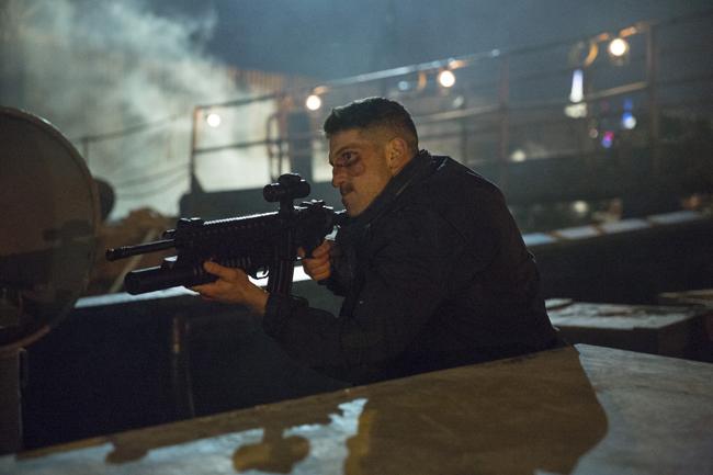 The Punisher Netflix Serie Marvel