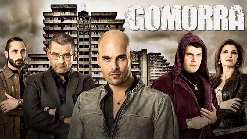 Gomorra seizoen 2 Netflix