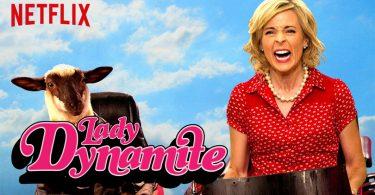 Lady Dynamite gecanceld Netflix