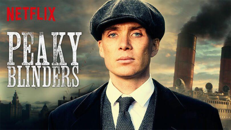 Peaky Blinders seizoen 4 Netflix