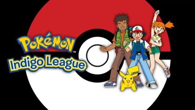 Pokemon Indigo League