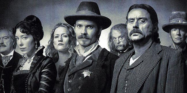 Deadwood Netflix