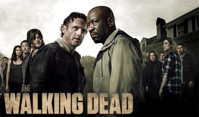 Walking Dead Netflix Deutschland