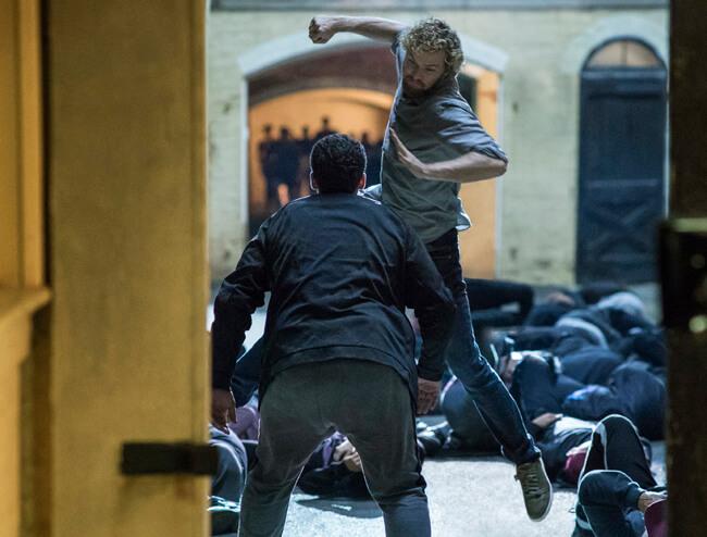 Iron Fist Netflix seizoen 1