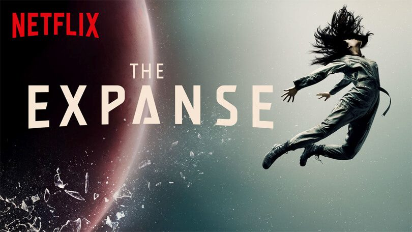 The Expanse seizoen 3 Netflix