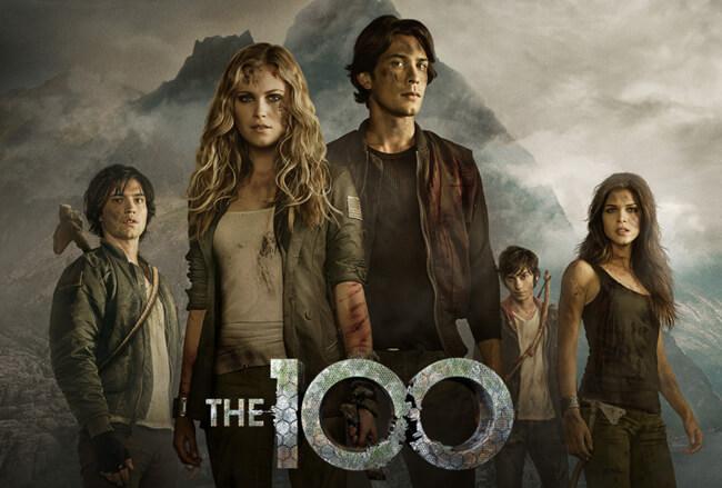 The 100 seizoen 4 Netflix