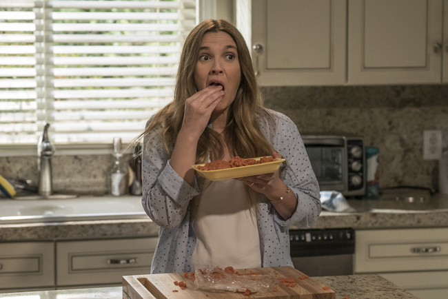 Santa Clarita Diet seizoen 2 Netflix