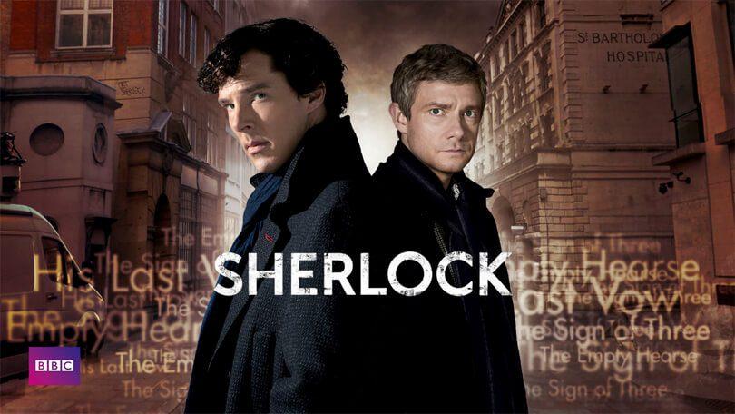 Netflix Sherlock
