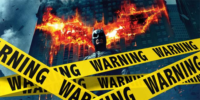 Netflix The Dark Knight verwijderd