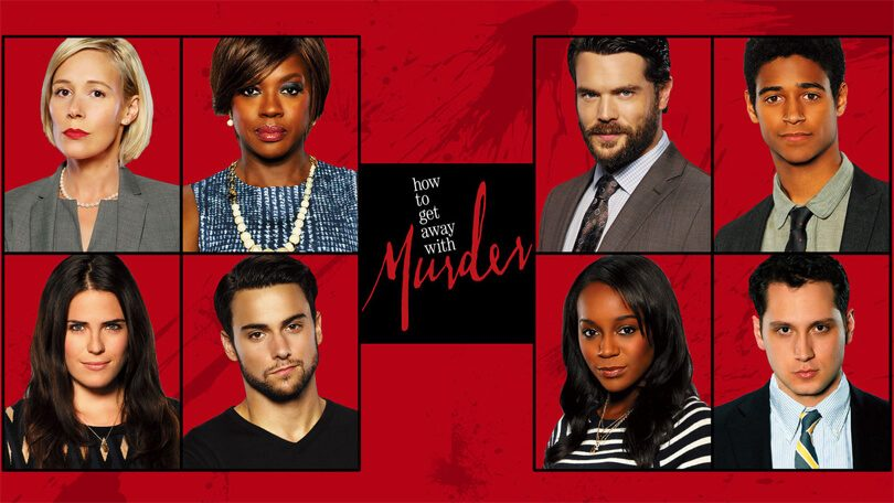 How To Get Away With Murder seizoen 4 Netflix