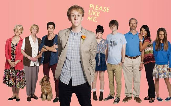 Please Like Me Netflix
