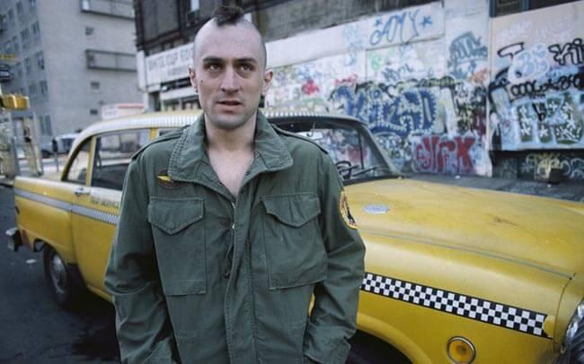 Taxi Driver Netflix