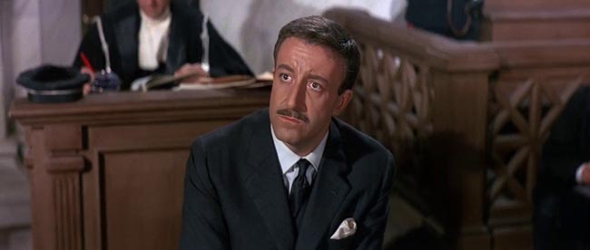 The Pink Panther Peter Sellers Netflix