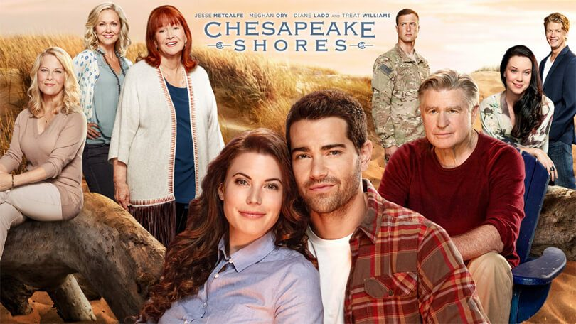 Chesapeake Shores seizoen 3