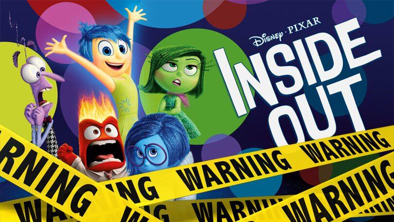 Inside Out verwijderd Netflix