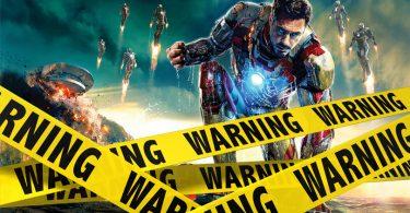 Iron Man Netflix verwijderd