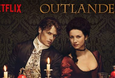 Outlander seizoen 2 Netflix