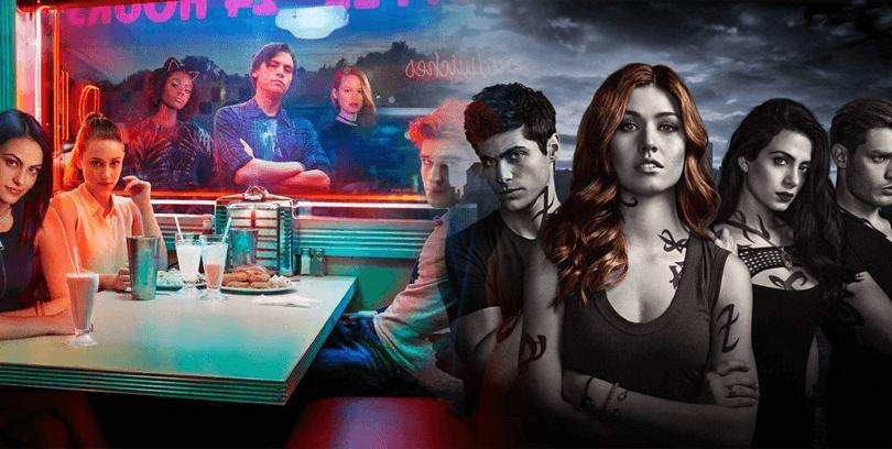 Riverdale Shadowhunters Netflix