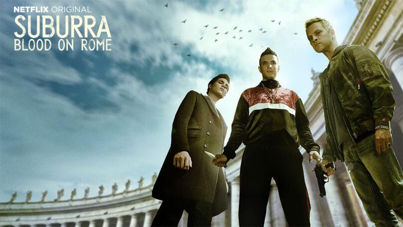 Suburra Serie seizoen 2 Netflix