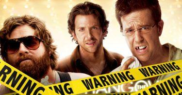 The Hangover verwijderd Netflix