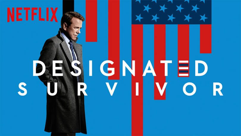Netflix Designated Survivor seizoen 3