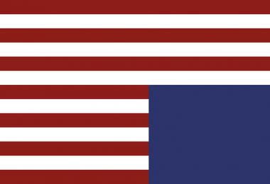 House of Cards vlag