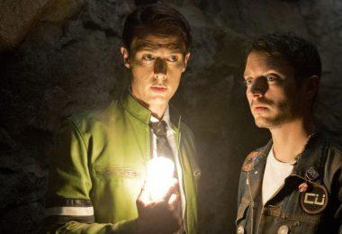 Dirk Gently's Holistic Detective Agency Netflix