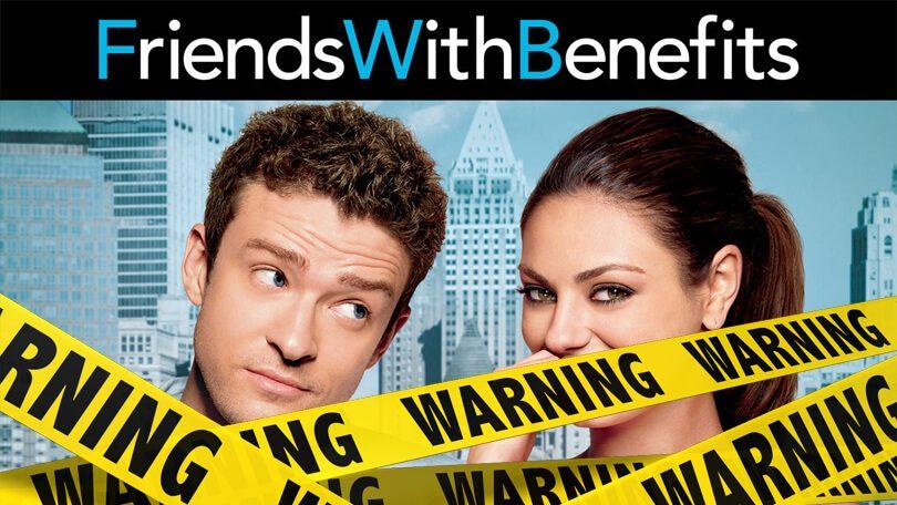 Friends with Benefits Netflix
