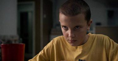 Millie Bobby Brown Eleven Stranger Things Netflix