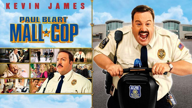 Paul Blart Mall Copp Netflix