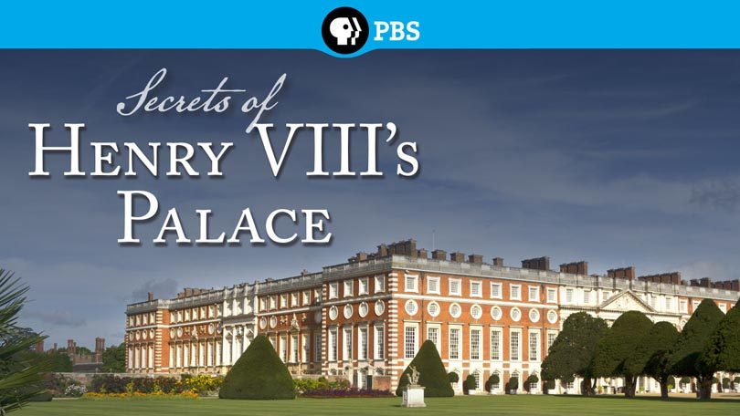 Secrets of Hendry VIIIs Palace Netflix